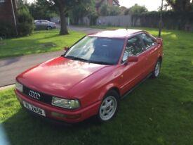 Audi Coupe 20v (1990)
