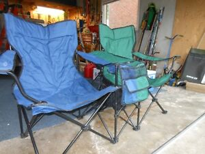 Double wide folding Lawn chair Kitchener / Waterloo Kitchener Area image 2