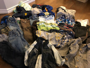 18-24 month boys clothes (30+ items)