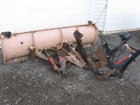 7 1/2' FISHER STYLE PLOW