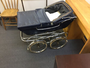 Baby Carriage by Cross.