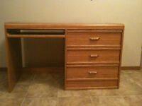 Office Desk $50.00 OBO