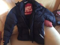 SUPERDRY Puffa Jacket - Excellent condition