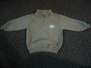 Boys Size 4 Pale green Sweatshirt