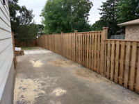 Fencing, Posts and Decks *NEW BUILDS AND REPAIRS*