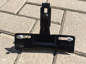 Harley-Davidson Layback Fender Top License Plate Mount