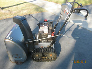 Craftsman Trac Snowblower 8HP