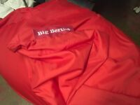 Bean bag for sale BIG BERTHA