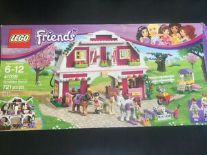 Lego Friends Sunshine Ranch - Retired Product (Set 41039)
