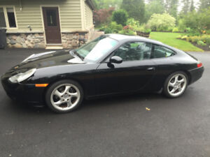 1999 Porsche 911 in good condition