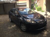 Ford Fiesta 2011 Berline Automatique