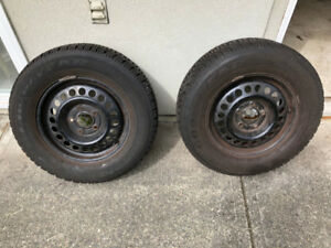BRAND NEW**Goodyear Winter Tires**