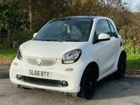 2016 smart fortwo coupe EDITION WHITE Auto Coupe Petrol Automatic