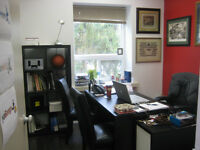 OFFICE SPACE – AVAILABLE IMMEDIATELY
