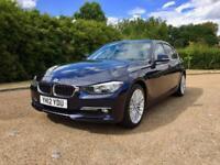 BMW 320d saloon Hpi Clear 2 keys bmw 320d 2012 5 doors Bmw 320d