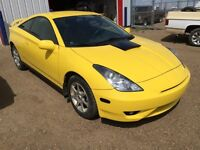 2003 Toyota Celica Coupe (2 door)