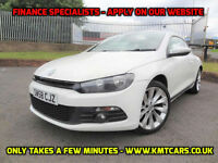 2009 Volkswagen Scirocco 2.0 TSI GT - 9 Service Stamps - KMT Cars
