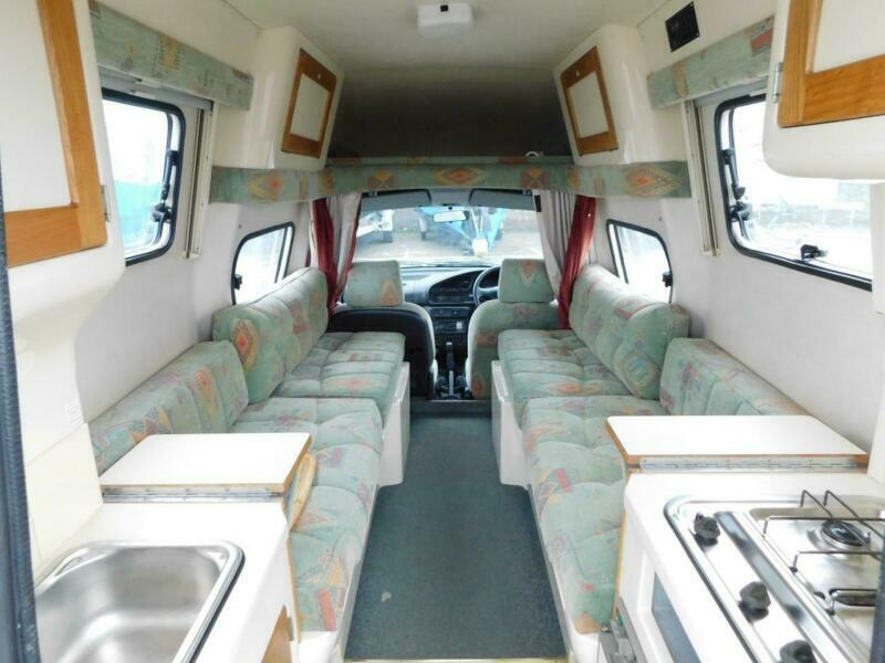 1998 Romahome Duo Outlook 2 Berth New Shape Citroen ( NOW SOLD) | in  Southsea, Hampshire | Gumtree