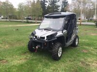 2013 CanAm side by side