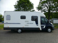 SWIFT Escape 664 4 Berth Motorhome Fiat DUCATO 35 100 M-JET LWB