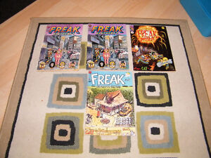 Freak Brothers Magazines