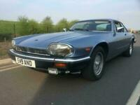 1988 E Jaguar XJS 5.3 V12 COUPE air con, full leather, SHOW CAR 22,000 miles