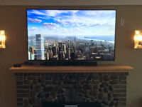 TV Wall Mounting, Wires Concealment, Power Outlets. 416-613-8184