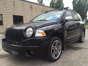 2008 JEEP COMPASS AUTOMATIC NORTH EDITION