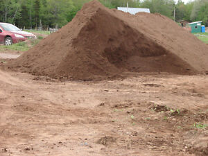 SCREENED TOPSOIL & SAND
