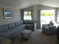 Brand new 2 bedroom holiday home with decking, IOW St Helens