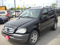 1999 MERCEDES ML 320  ( FINANCING AVAILABLE )