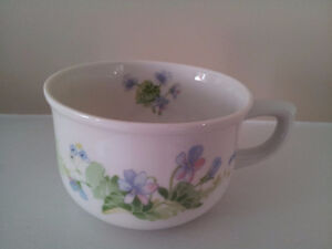Fine China Toscany Collection Teapot & Cup / Japan London Ontario image 4