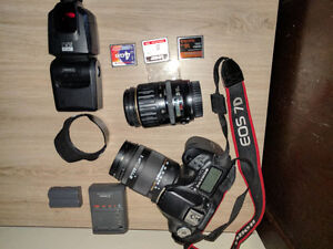 Canon 50D Package