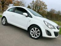 2014 Vauxhall Corsa 1.3 CDTi ecoFLEX Excite 3dr [AC] HATCHBACK Diesel Manual