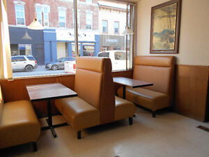 6 Booths for Sale