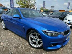 image for 2017 BMW 4 Series 420D M SPORT GRAN COUPE Auto Coupe Diesel Automatic