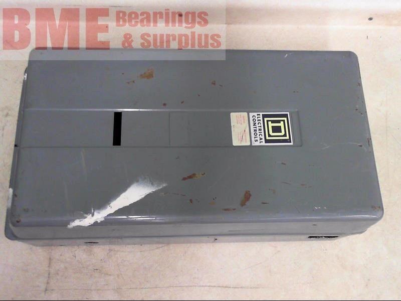 Square D Electrical Enclosure Type 1
