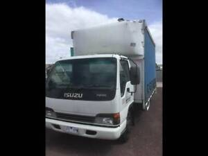 2003 ISUZU NPR300 curtainsider - Finance or Rent-to-Own $154pw* Ferntree Gully Knox Area Preview