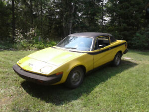 1977 Triumph Other Coupe (2 door)