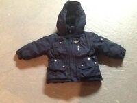 Winter coat from Osh kosh size 18 month
