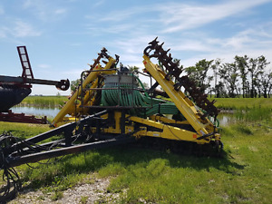 40' Aerway Manure Applicator