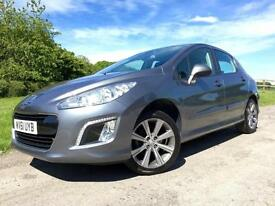 Peugeot 308 1.6 VTi Active 2011 Grey Petrol Manual 5 Door