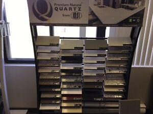 Comptoir de quartz et de granite