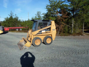 2000 Case Skidsteer ( Taxes are included in the Price)