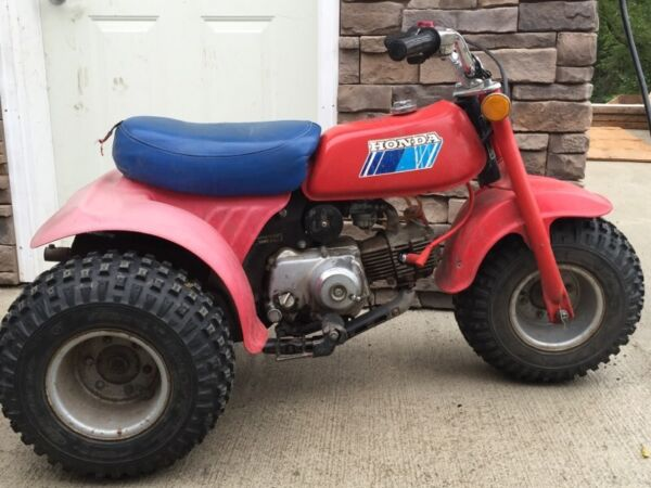 Honda honda atc 70 1985 for sale canada for Yamaha badger 80 tires