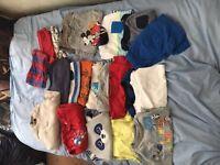 Baby boys clothes bundle 18-24 month