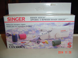 """BRAND NEW """"THE ULTIMATE STEAMER"""" & SINGER HANDY STITCH #CEX300KN Windsor Region Ontario image 7"""