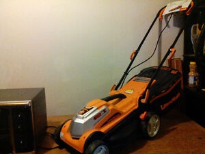 24v Lithium Ion Rechargeable Mower