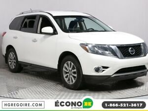 2015 Nissan Pathfinder SV AWD A/C BLUETOOTH MAGS 7 PASSAGERS