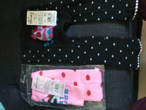 12-18 months & 18-24 months baby Busha stretchy pants NEW